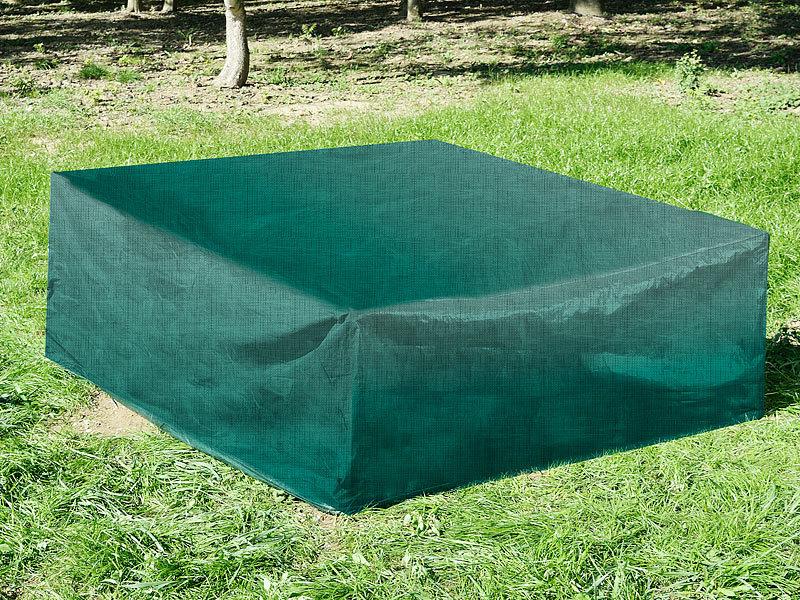 Royal Gardineer Gewebe-Abdeckplane für rechteckigen Tisch